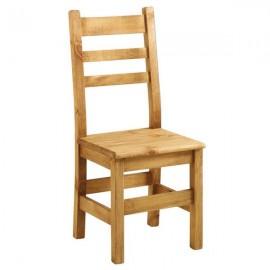 Chaise barettes dessus bois - Brunswick Casita