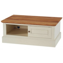 TABLE BASSE A PORTES COULISSANTES - UPSON CASITA