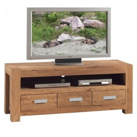 Meuble TV 3 tiroirs - Ewing Casita