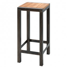 Tabouret de bar industriel Scott - Casita