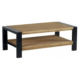 Table basse double plateau Lugano - Casita