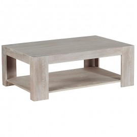 Table basse double plateau Michigan - Casita