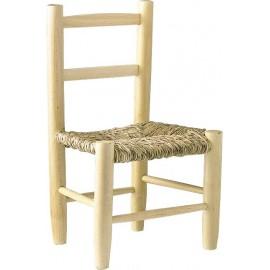 Chaise enfant hêtre naturel blanchi AUBRY GASPARD