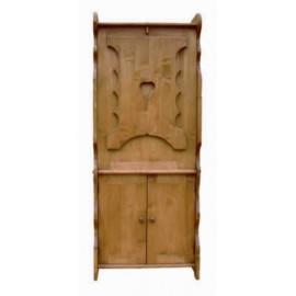 Table de Berger 1 abattant 2 portes - Cœur de Montagne
