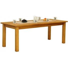 Table rectangulaire 120 pieds carrés - Charolles