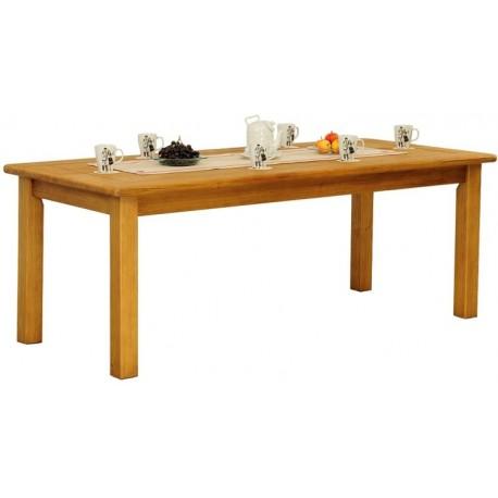 Table rectangulaire 160 pieds carrés - Charolles