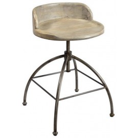 Tabouret de bar ajustable - Phoenix
