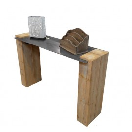 Console plateau métal - Acty asita
