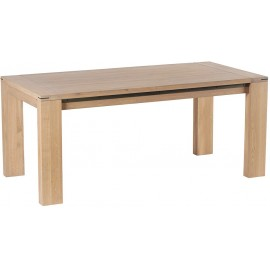 Table rectangulaire en chêne - Cuneo Casita