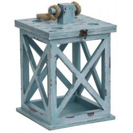 Porte jarre lanterne - Old Havana Yankee Candle