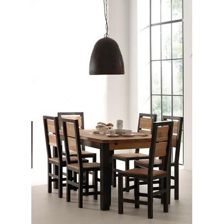Table salle à manger rectangulaire 150 - Scott Casita