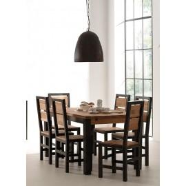 Table salle à manger carrée - Scott Casita