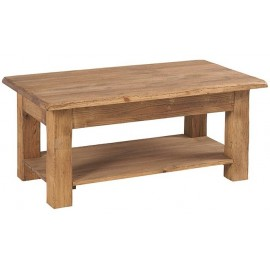 Table basse double plateaux - Cottage Casita