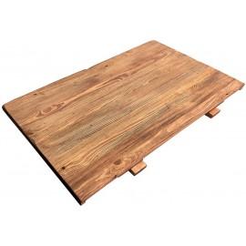 Allonge pour table rectangulaire pin brossé - Rexton Casita