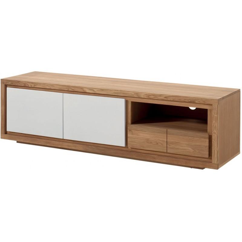 meuble tl 2 portes 1 niche 1 tiroir broome casita