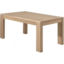Table rectangulaire 160 chêne naturel - Bunbury Casita