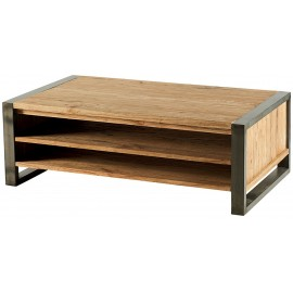 Table basse double plateau - Toronto Casita