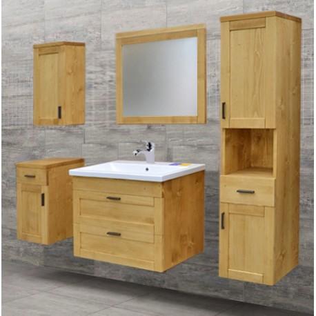 Salle de bain à suspendre complète - Hartland