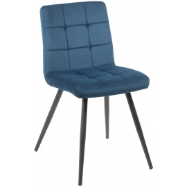Chaise revêtement bleu - Franklin Casita