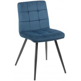 Chaise revêtement bleu - Franklin Casita