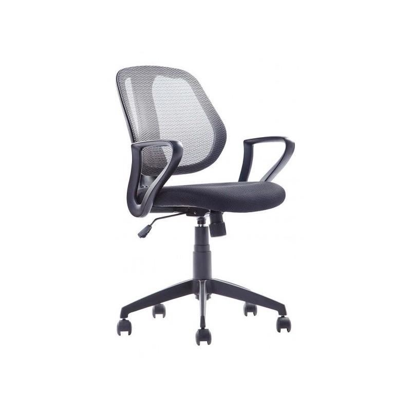 Chaise de bureau biba avec accoudoir - Chaise de bureau avec accoudoir ...