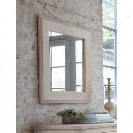 Miroir Stockholm 80 finition chêne Catalane