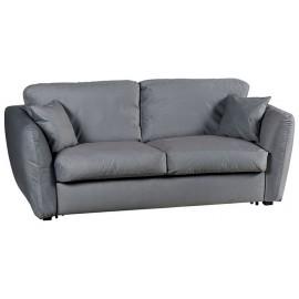 Canapé Bed-Express gris clair - Soring Casita