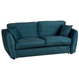 Canapé bed Express bleu pétrole - Soring Casita