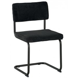 Chaise revêtement polyester gris - Brampton Casita