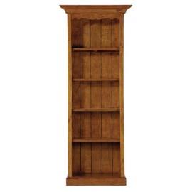 Bibliothèque PM 4 étagères en bois massif - Office