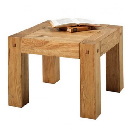 "TABLE BASSE CARREE ""LODGE"""