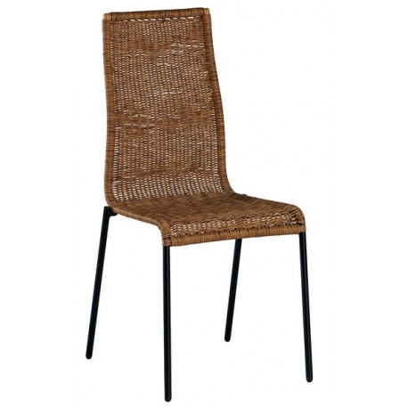 Chaise résine tressée - Casita