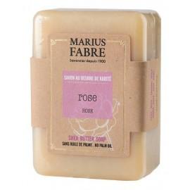Savonnette parfumée à la Rose - Marius Fabre