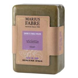Savonnette parfumée à la Violette - Marius Fabre