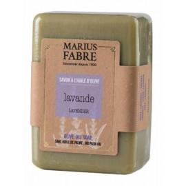 Savonnette parfumée à la Lavande - Marius Fabre