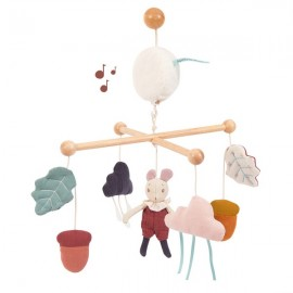 Mobile musical - Moulin Roty