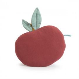Coussin pomme Après la pluie - Moulin Roty