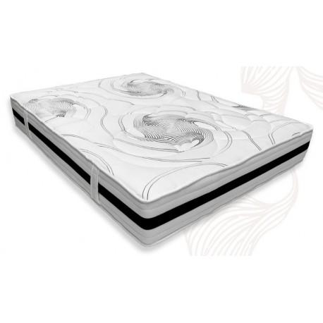 Matelas 160 x 200 cm mousse Haute résilience - Songe