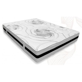 Matelas 180 x 200 cm mousse Haute résilience - Songe