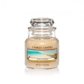 PETITE JARRE SUN AND SAND - Soleil et sable YANKEE CANDLE
