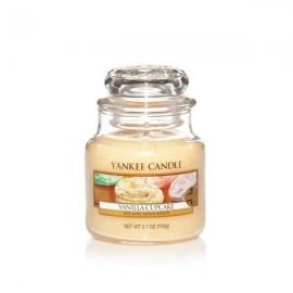PETITE JARRE VANILLA CUPCAKE (Gateau vanille) YANKEE CANDLE