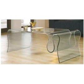 TABLE BASSE PORTE REVUES MIAMI