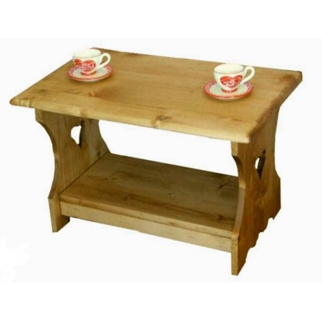 TABLE BASSE PETIT MODELE COEUR