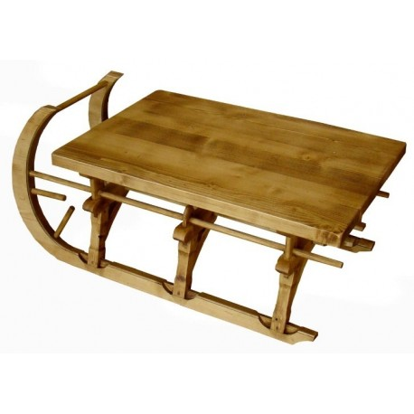 TABLE BASSE LUGE