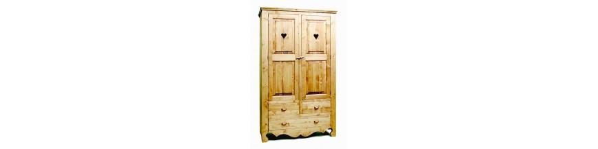 armoires 2 les meubles du chalet. Black Bedroom Furniture Sets. Home Design Ideas